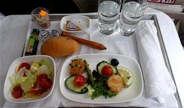 Review: Royal Air Maroc Business Class 787 Casablanca To Doha
