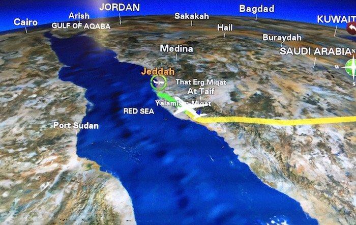 Saudia-Business-Class-777 - 86