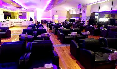 Review: Saudia Lounge Jeddah Airport