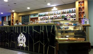 Review: Air Astana Lounge Almaty Airport