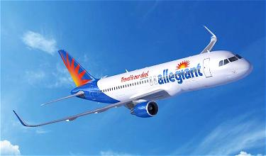 Allegiant Introduces A Points Program… But Only For Credit Card Holders