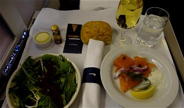 Review: British Airways Club World 777 San Francisco To London