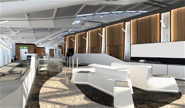 British Airways Introducing First Wing At Heathrow Airport