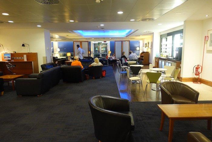British-Airways-Lounge-Rome - 10