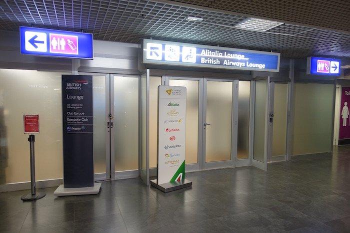 British-Airways-Lounge-Rome - 3