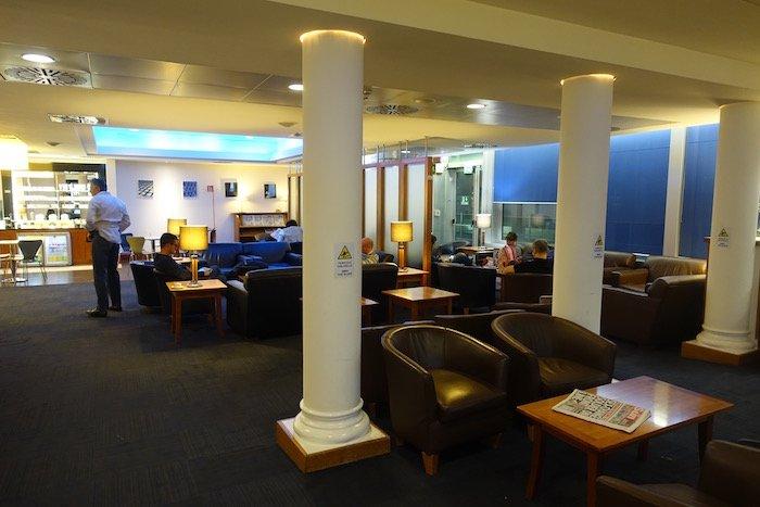 British-Airways-Lounge-Rome - 6