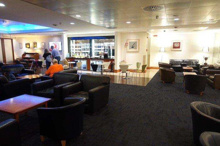 British-Airways-Lounge-Rome - 7