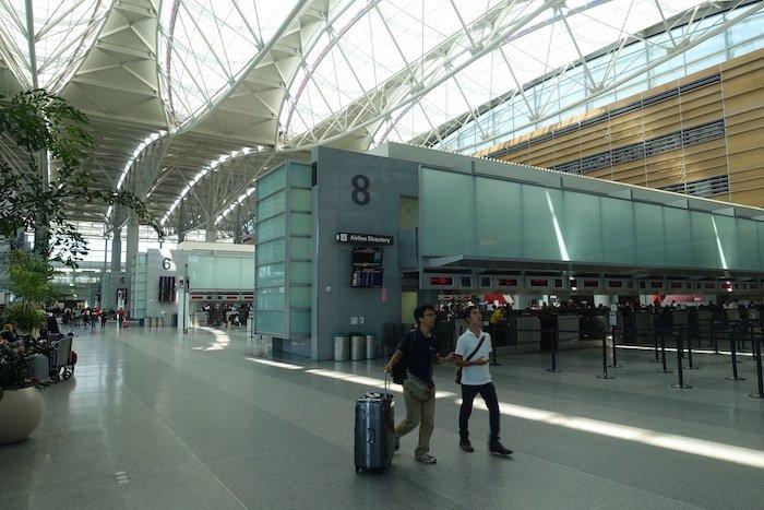 British-Airways-Lounge-San-Francisco - 1