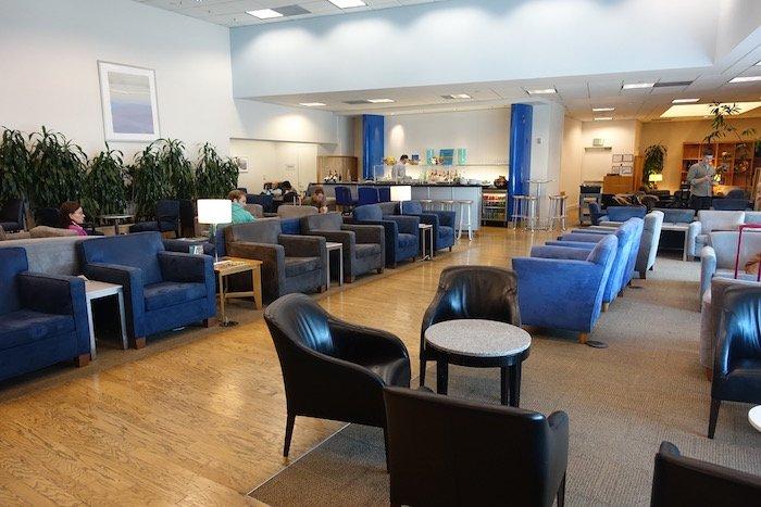 British-Airways-Lounge-San-Francisco - 10
