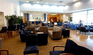 Review: British Airways Lounge San Francisco Airport