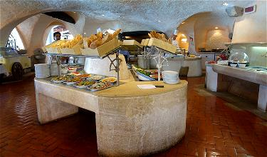 Review: Dining At Hotel Cala Di Volpe