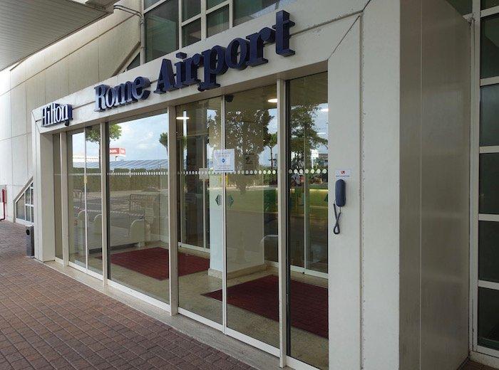 Hilton-Rome-Airport - 6
