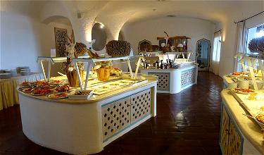 Review: Dining At Hotel Romazzino