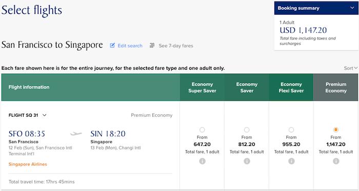 Singapore-Premium-Economy-Fare-1