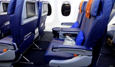 Review: Aeroflot Business Class 737 Moscow To Belgrade