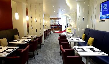 Review: Air Serbia Lounge Belgrade Airport