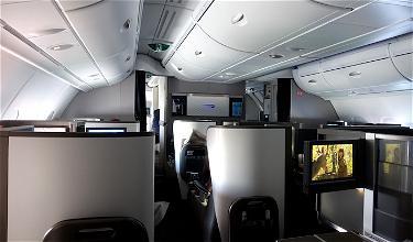 Review: British Airways Club World A380 London To San Francisco