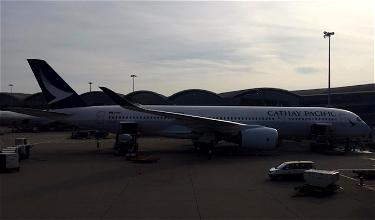 Cathay Pacific Announces Their First A350 Route To The U.S.
