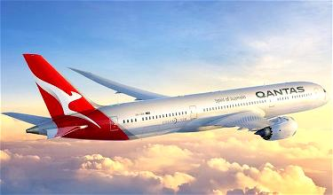 Qantas Orders More 787s, Will Retire All 747s By 2020