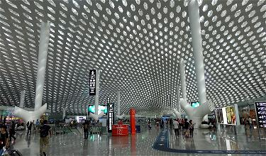 Review: Shenzhen Airport Lounge