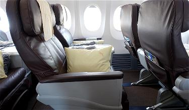 SilkAir 737 Business Class In 10 Pictures