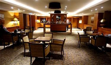 The Sofitel Heathrow Lounge Leaves Priority Pass