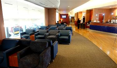 Review: The Club At SEA Seattle Airport