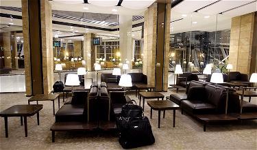 Review: Baku Airport Lounge