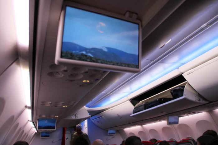 The Sky Interior is beautiful!