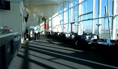 Review: Kiev Airport Lounge