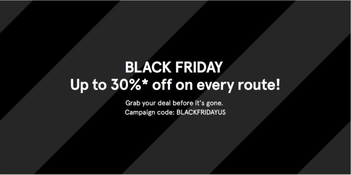 Norwegian black friday sale