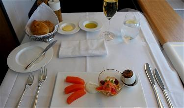 Review: Swiss First Class 777 Zurich To Los Angeles