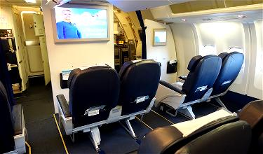 6 Reasons You'll LOVE Ukraine Airlines Business Class