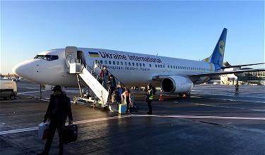 Review: Ukraine Airlines Business Class 737 Baku To Kiev