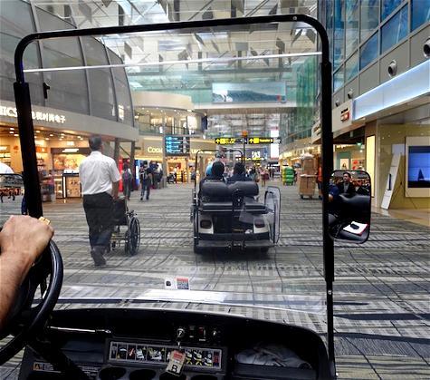Review: Dnata Lounge Terminal 3 Singapore Airport