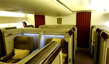 Best Deal Of The Year: 90% Off Garuda Indonesia First Class Award Tickets!!!