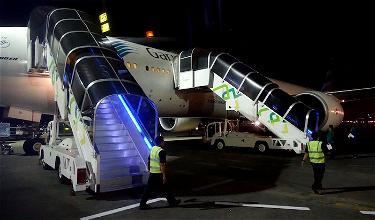 Review: Garuda Indonesia First Class Arrivals & Chauffeur Service Jakarta