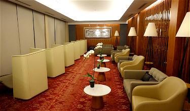 Review: Garuda Indonesia First Class Lounge Jakarta