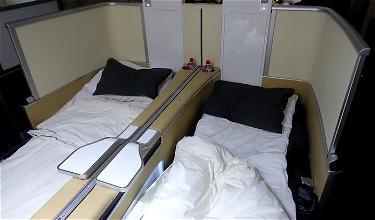Review: Lufthansa First Class A330 Dallas To Frankfurt