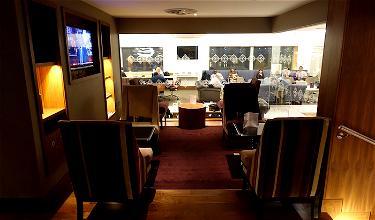 Review: No1 Lounge London Heathrow Terminal 3