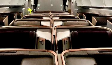 Singapore Airlines Will Fly The A350 To Houston Starting In 2017