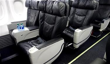 What's Alaska Airlines First Class Like?