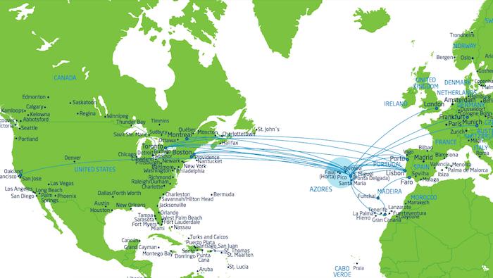 Azores-Routemap