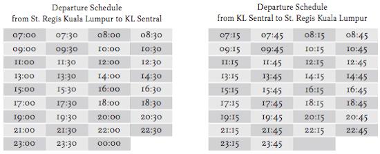 St-Regis-Shuttle-Schedule-2