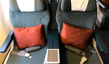 Cathay Pacific 777 Regional Business Class In 10 Pictures