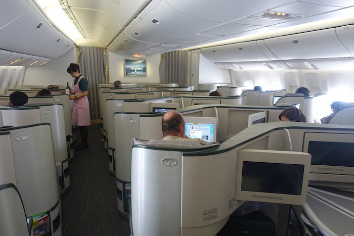 EVA-Air-Business-Class-777 - 43
