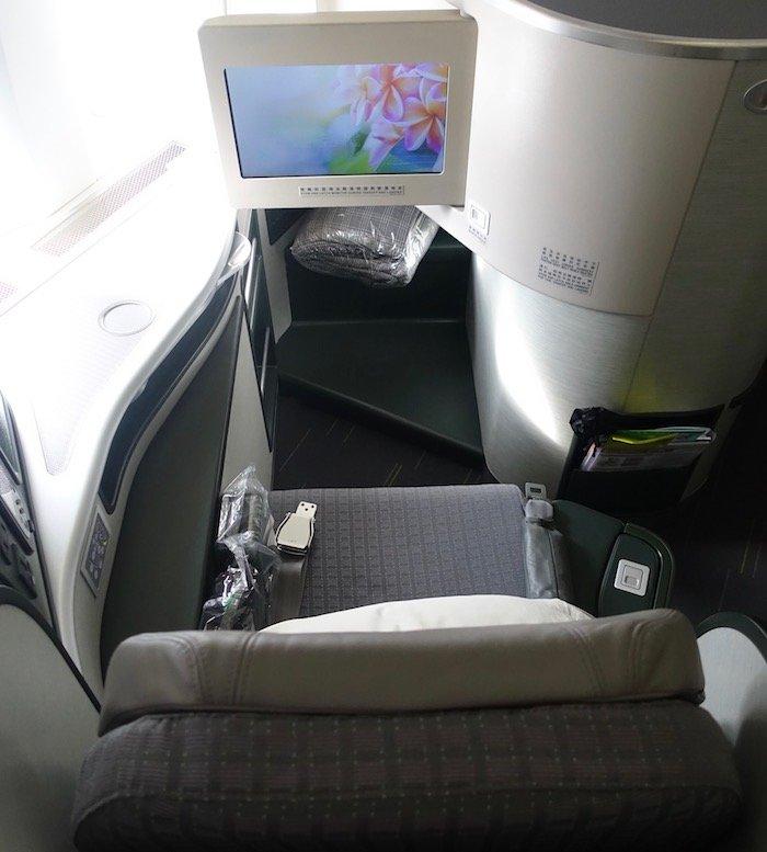 EVA-Air-Business-Class-777 - 7