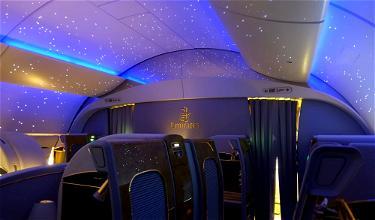 Review: Emirates First Class 777-300ER Dubai To Amman
