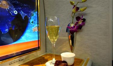 Review: Emirates First Class A380 San Francisco To Dubai