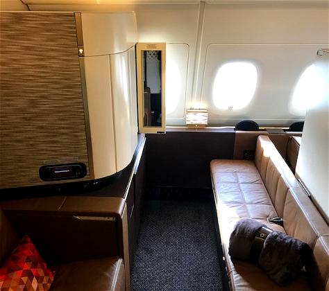 The World's Best First Class Airlines (2021)